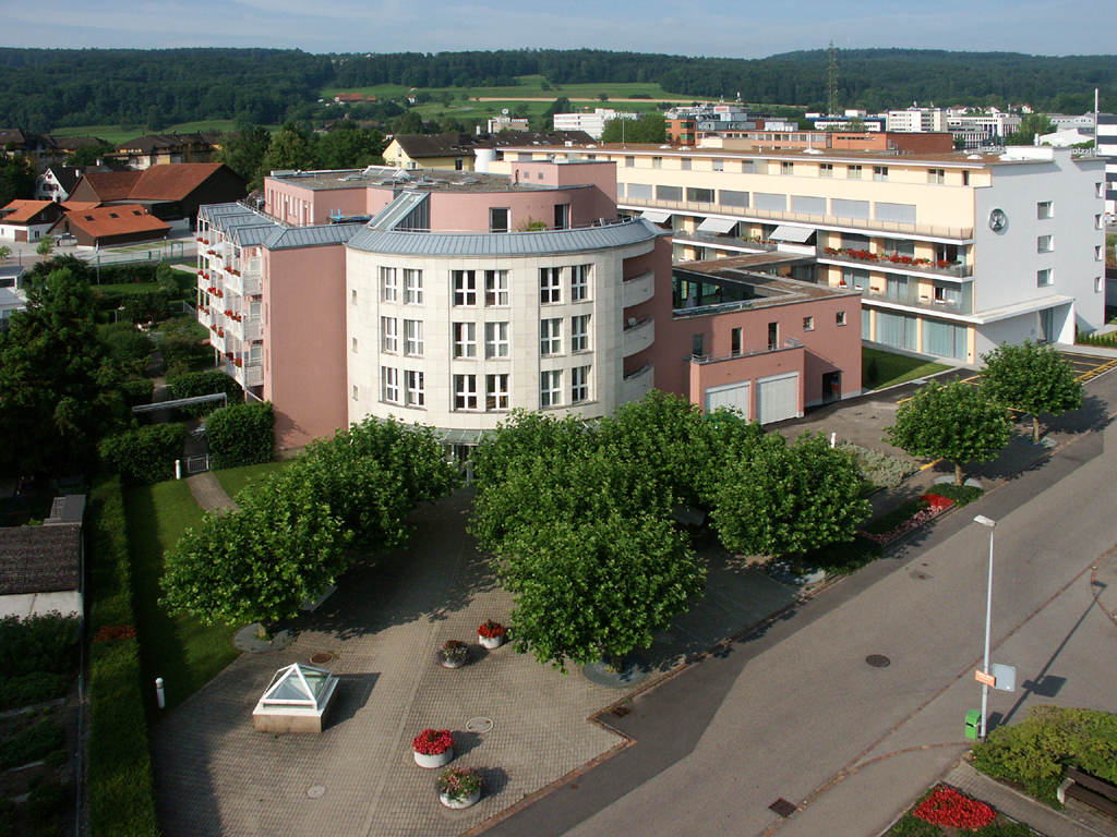 Seniorenzentrum Zion in Dübendorf